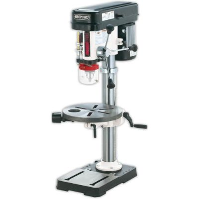 4. Shop Fox ¾-HP 13-Inch Benchtop Drill Press (W1668)