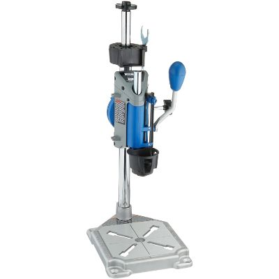 9. Dremel Drill Press Rotary Tool with Wrench (220-01)