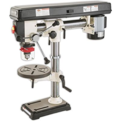 10. SHOP FOX 1/2-Horsepower Benchtop Drill Press (W1669)