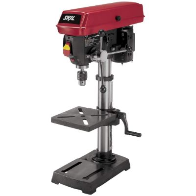 6. SKIL 3.2 Amp 10-Inch Drill Press (3320-01)