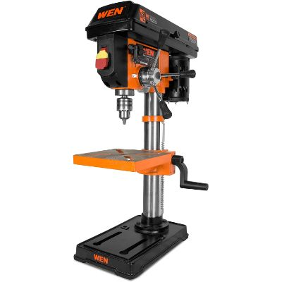 7. WEN 10 In. Drill Press with Laser (4210T)