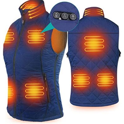 1. ARRIS Heated Vest for Women with Battery Pack
